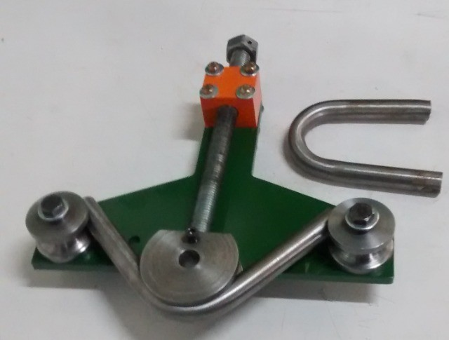 Cuvadora para tubos manual - Foto 2
