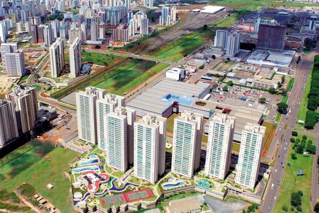 Apto de 04 Qtos no Residencial Penísula Lazer e urbanismo - Foto 19