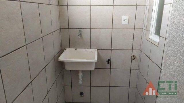 Apartamento com 2 dormitórios para alugar, 64 m² por R$ 970,00/mês - Várzea - Recife/PE - Foto 12