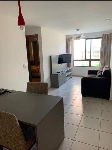 Beach Class Residence: 2 quartos, mobiliado, com lazer na Av. Boa Viagem - Foto 2