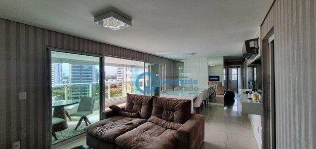 Apartamento à venda, 148 m² por R$ 1.270.000,00 - Guararapes - Fortaleza/CE - Foto 4