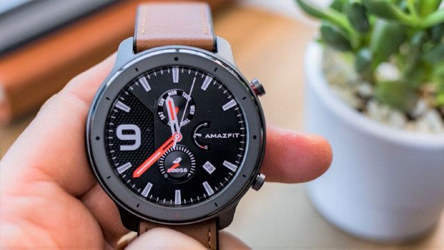 Oferta!! Relógio Smartwatch Xiaomi Amazfit GTR Original GPS Global C/ Garantia Em Até 18x - Foto 3