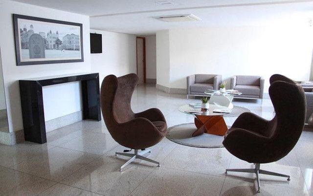 Beach Class Residence: 2 quartos, mobiliado, com lazer na Av. Boa Viagem - Foto 15