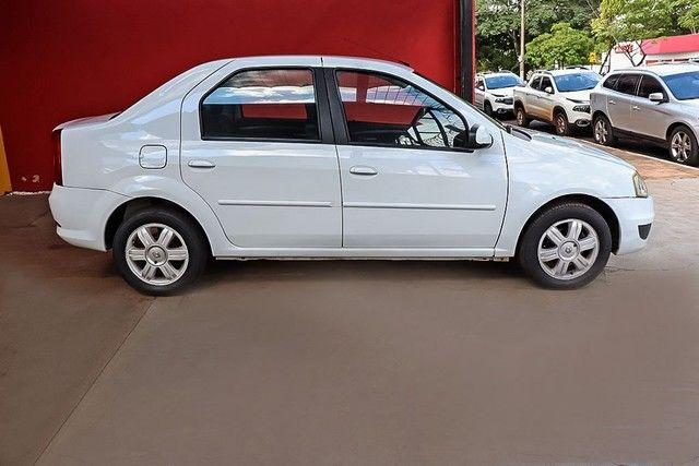 Renault Logan Expression 1.6 Branco - Foto 10