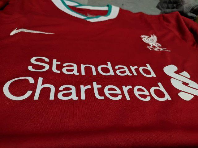 Camisa Liverpool 2020 2021 Home Roupas E Calcados Paineiras 844573884 Olx