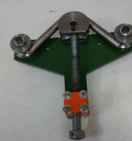 Cuvadora para tubos manual - Foto 3