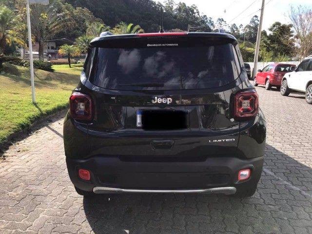 Jeep Renegade Limited 1.8 flex automático 2020 - Foto 5