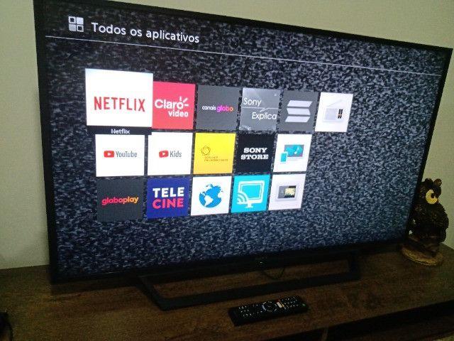 Tv Sony smartv 50 polegadas - Foto 2