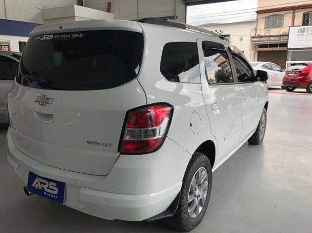 Spin Ltz Automática Completa + GNV Entr. 48x 900,00