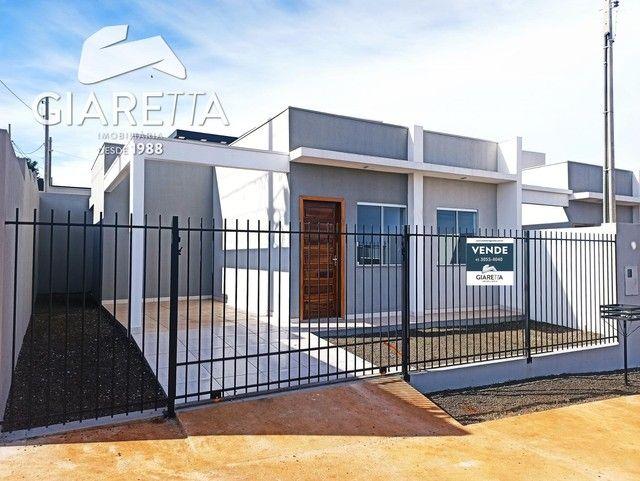 Casa com 2 dormitórios à venda, JARDIM PINHEIRINHO, TOLEDO - PR - Foto 2