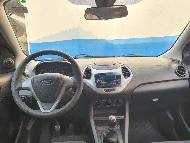 Ford ka SE 1.0 2020 KM-29.000 Garantia De Fabrica  - Foto 8