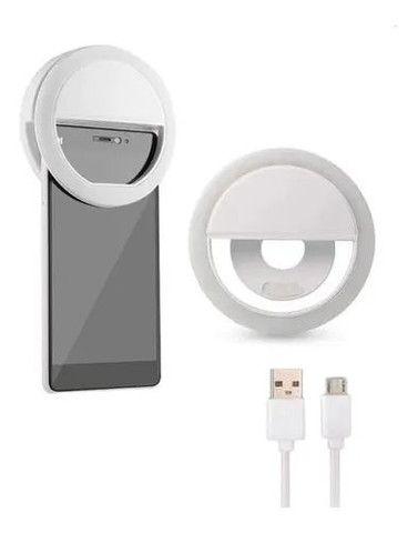 Mini selfie ring ligth - Foto 2