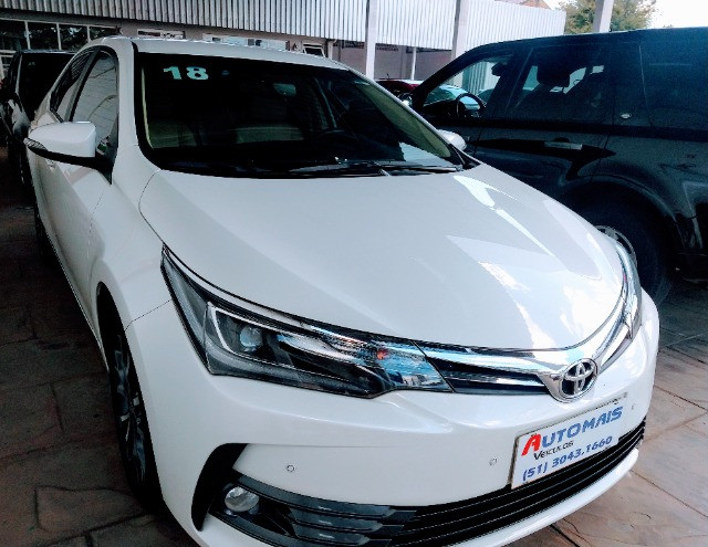 Corolla Autis 2018 - Foto 2