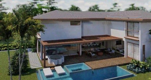Lindíssima casa com 6 suítes em condomínio Fechado Praia do Forte BA - Foto 5