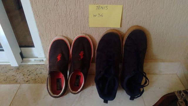 Vendo lote de calçados Masc/ Fem - Foto 2