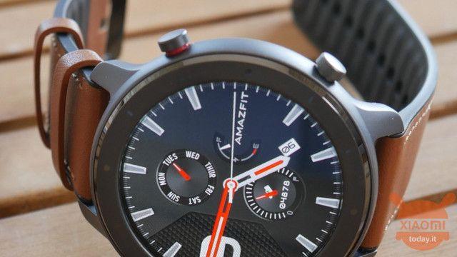 Oferta!! Relógio Smartwatch Xiaomi Amazfit GTR Original GPS Global C/ Garantia Em Até 18x - Foto 4