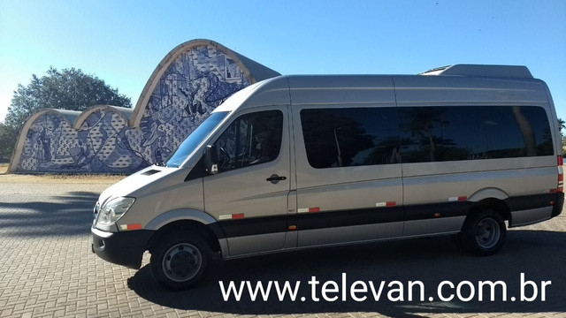 Van Sprinter 515 CDI Mercedes Benz Executiva 20 Lugares