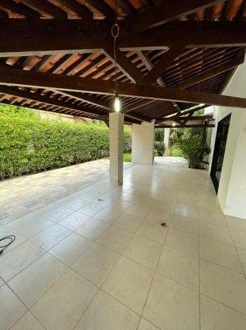 Casa em Aldeia, com  suítes, área de lazer completa, piscina privativa e 5 vagas. - Foto 8