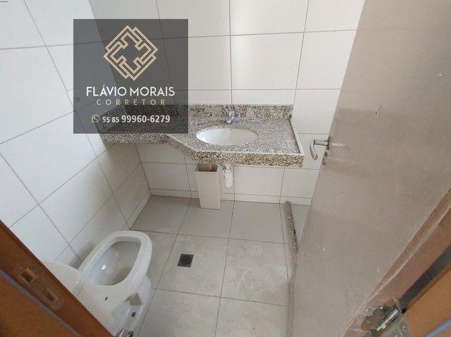 Apartamento 118 metros com vista mar no Meireles - Fortaleza - Ceará. - Foto 6