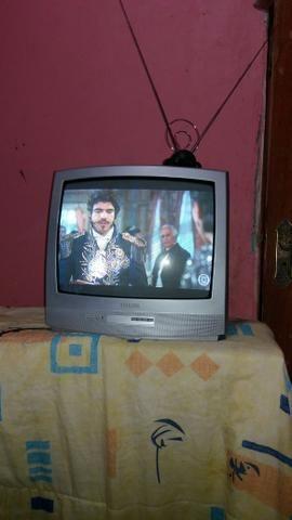 Televisão 20 tudo ok, entrego,garantia