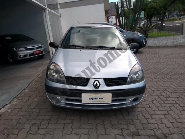 Renault Clio 1.0 Authentique Sedan 16V Gasolina 4P Manual - Foto 3
