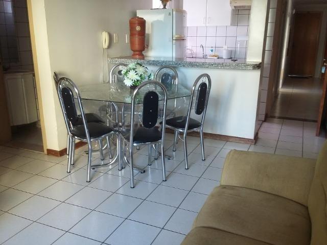 Apartamento em Caldas Novas para temporada, Solar das Calda 2 quartos ,com Parque Aquático - Foto 3