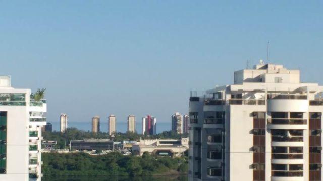 Magnífica Cobertura 360° On The Park 4 Suítes e 4 Vagas Península Barra da T