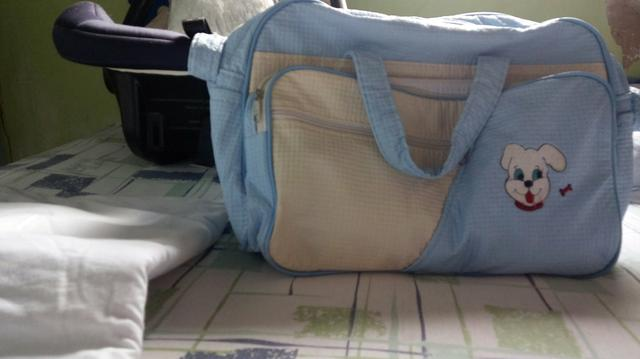 Vendo bolsa pra menino