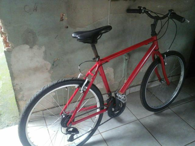 Vendo bike 21 marcha