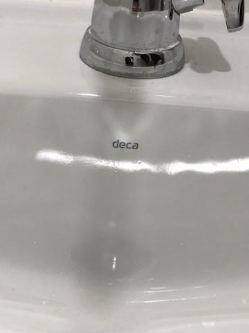 Pia para lavabo