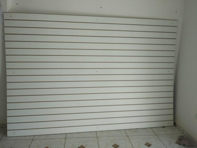 Painel Canaletado - Largura 2,75 Altura 1,85