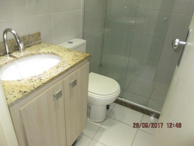 Excelente Apartamento duplex 3 quartos com armários, espaço gourmet e piscina - Foto 6