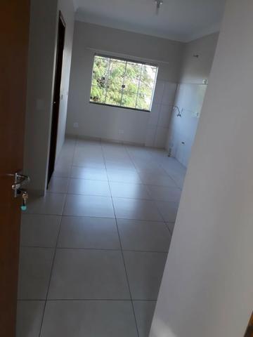 Apartamento novo e seguro em Nova Aurora