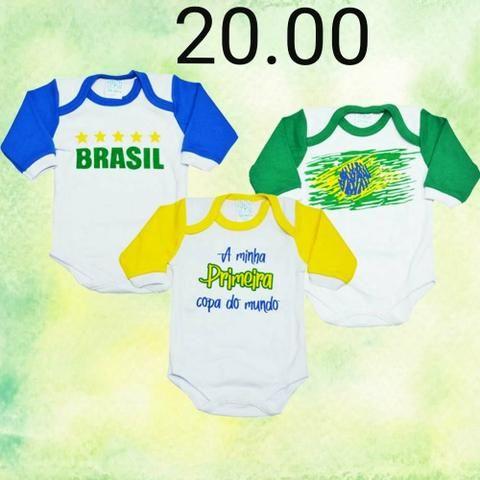 Body seleção Brasileira