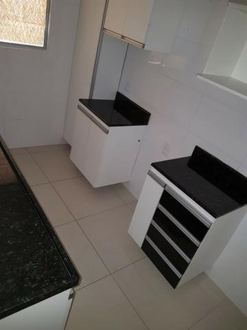 Apto cobertura 100m. quadrados, 02 salas, 2 Qtos No bairro Betim Industrial- Betim - Foto 9
