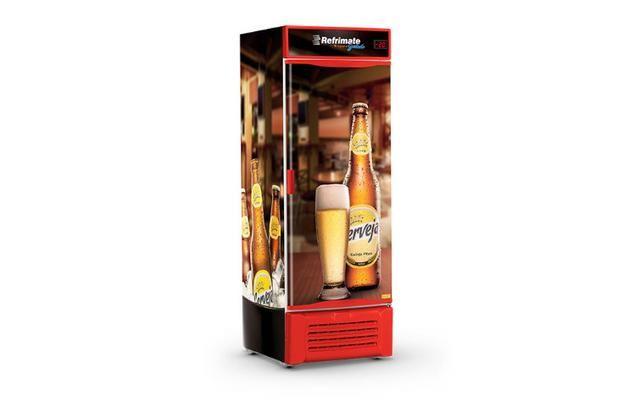 600 Litros - Cervejeira Refrimate Envelopada