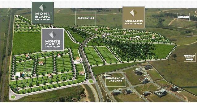 Terreno à venda, 735 m² por R$ 630.000,00 - Urbanova - São José dos Campos/SP - Foto 6