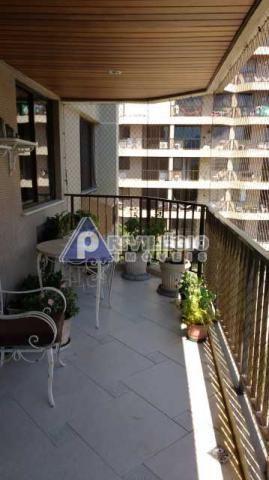 Apartamento à venda com 4 dormitórios em Barra da tijuca, Rio de janeiro cod:ARAP40186 - Foto 15