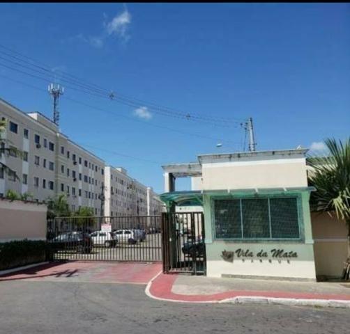 Passo direitos apartamento 2 quartos em Porto Canoa, prestação baixa