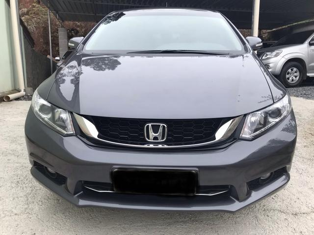 Honda Civic 2.0 LXR automático!
