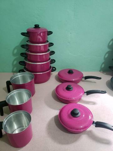 Conjunto pra cozinha 11 peças - Foto 2