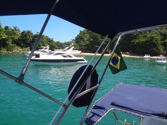 Lancha obra Capri 32 Fly - Barco de represa! Oportunidade única!! - Foto 12