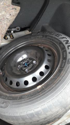 Roda de Ferro Omega Zafira Vectra Astra Aro 15 Original