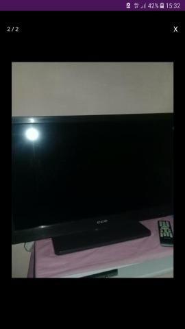 Tv CCE LED 29p com tv BOX