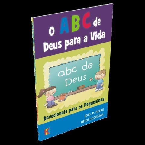 O A B C de Deus (Joel Beeke)