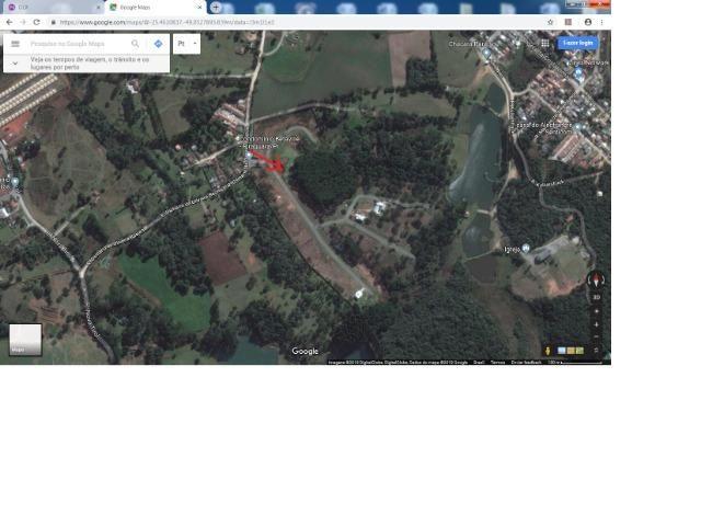 Terrenos em Piraquara Condomínio Fechado ( Alto Padrão) 1.023 m2- ent. R$10.000,00 - Foto 18