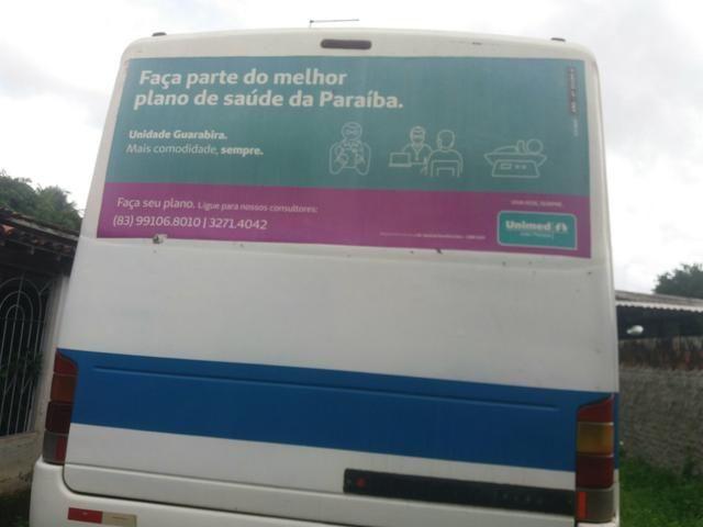 Vendo ônibus Mercedes carroceria Marcopolo - Foto 5
