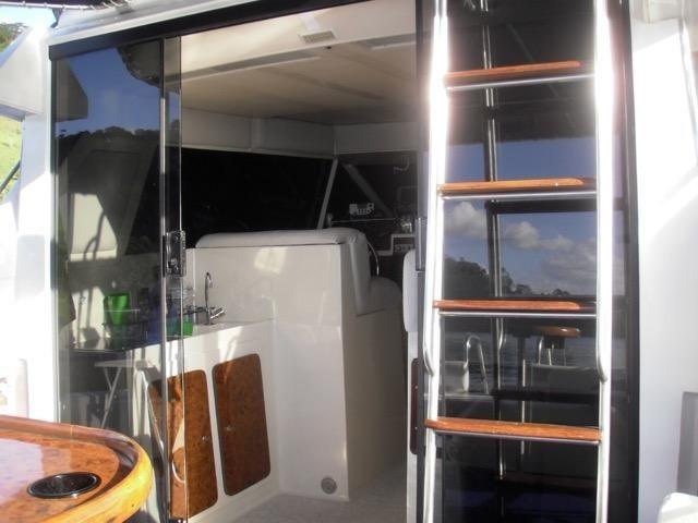 Lancha obra Capri 32 Fly - Barco de represa! Oportunidade única!! - Foto 6