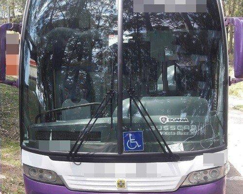 Ônibus Scania Buscar