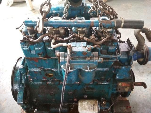 Motor Mwm 229 04 Cil Aspirado/Maçarico - F100 F1000 F4000 F350 - Foto 2